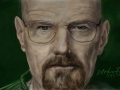 Breaking Bad - digital painting